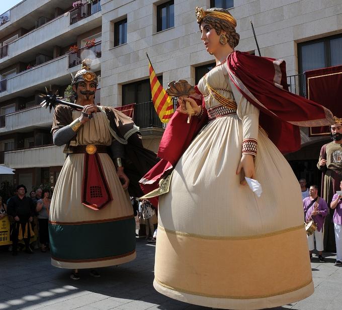 Ball d'en Quirze i la Minerva